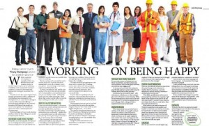 "Tracy Dempsey's wellbeing column in the Irish Sunday Mirror - ""10 Weeks to Wellbeing: Week 6 - Career"""